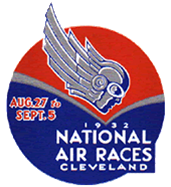 1932 national air races logo