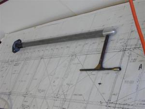 Modified pitot tube