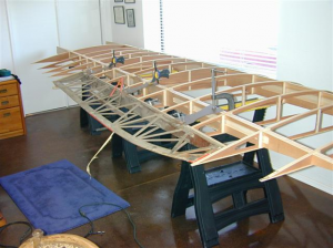 Wing test assembly 1