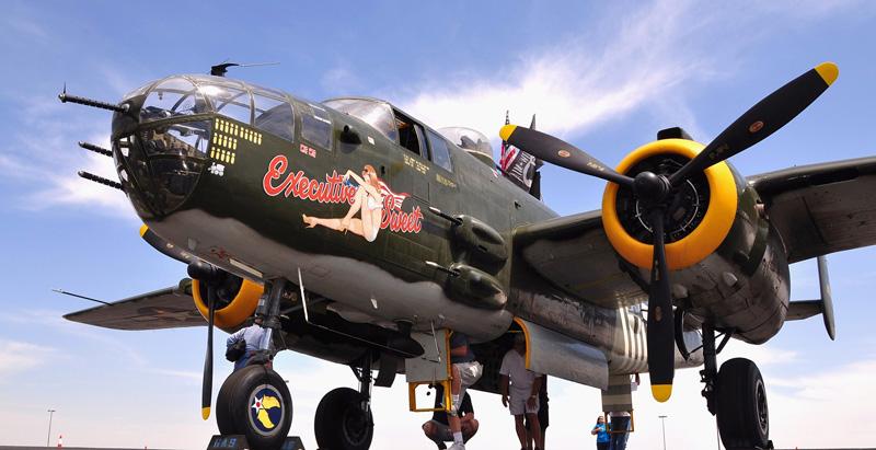 B-25-to-visit-Sedona