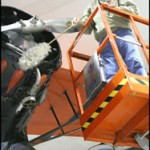 Maintaining Lindbergh's D-145