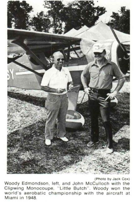 Woody, John and N36Y
