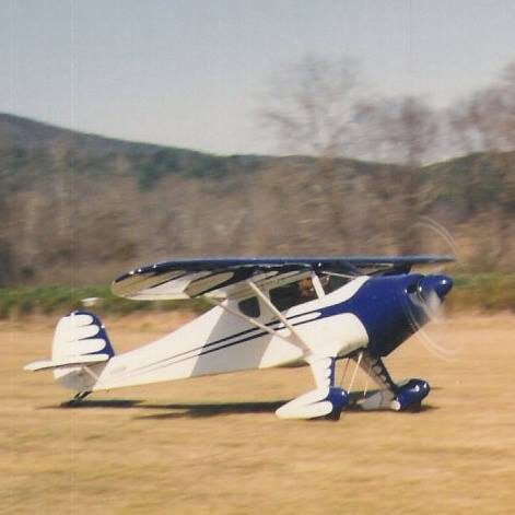 N18RM clipwing Monocoupe