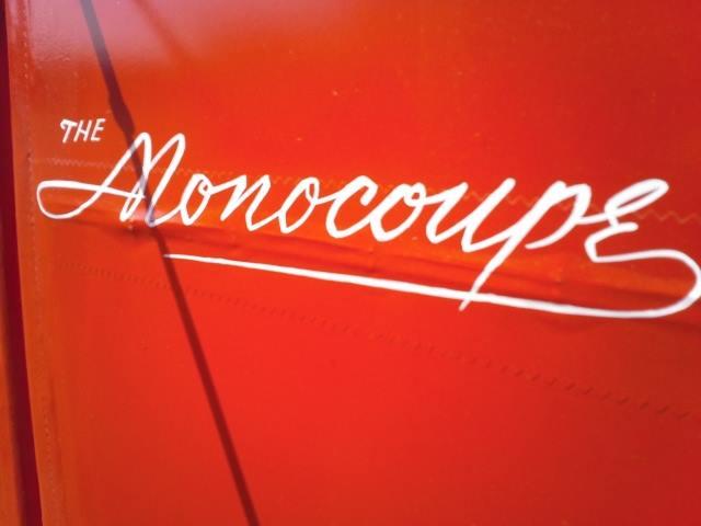 Monocoupe NC11767